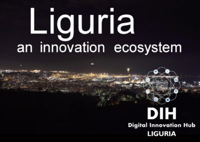 Liguria an innovation ecosystem